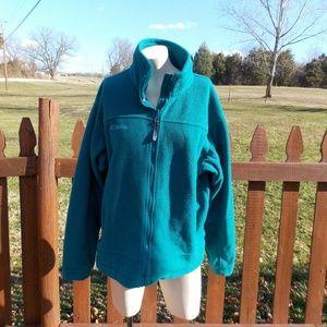 Columbia Fleece Interchange Jacket Size XL